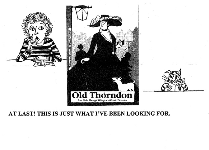 Old Thorndon – fresh off the press, updated and enlarged